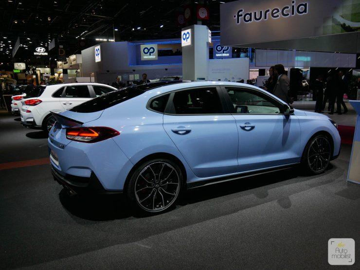 Hyundai i30 Fastback N 26