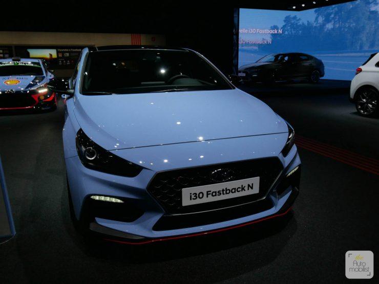 Hyundai i30 Fastback N 27