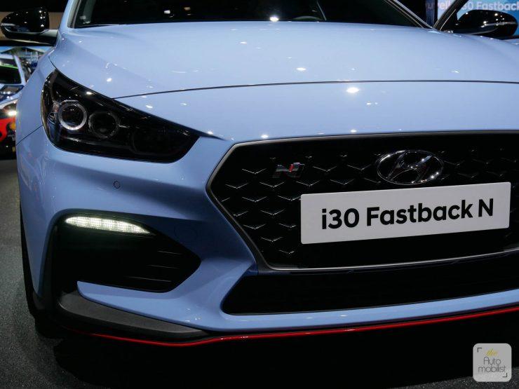 Hyundai i30 Fastback N 28