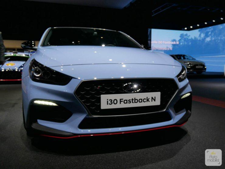 Hyundai i30 Fastback N 29