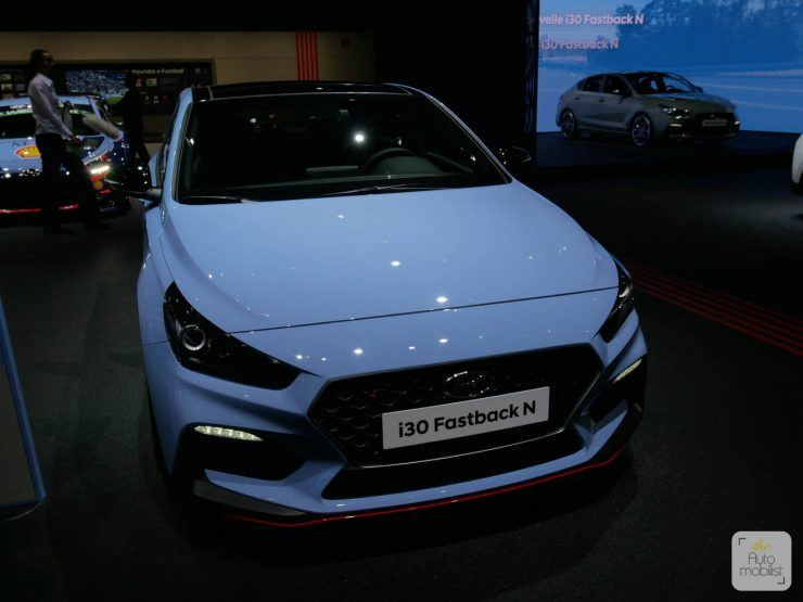 Hyundai i30 Fastback N 30