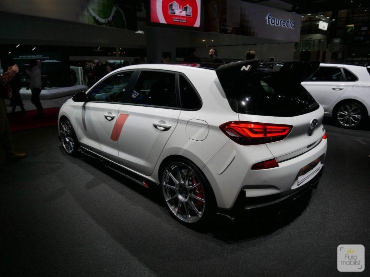 Hyundai i30 N Option Concept 01