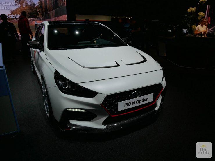 Hyundai i30 N Option Concept 16