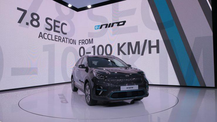 Kia E Niro 2018 Mondial Auto 1