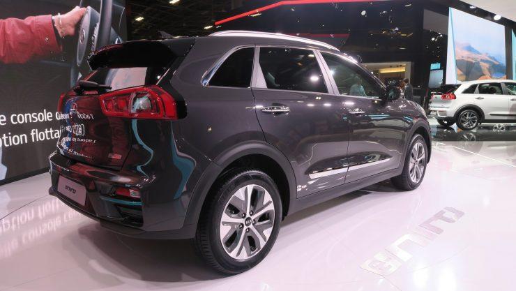 Kia E Niro 2018 Mondial Auto 15