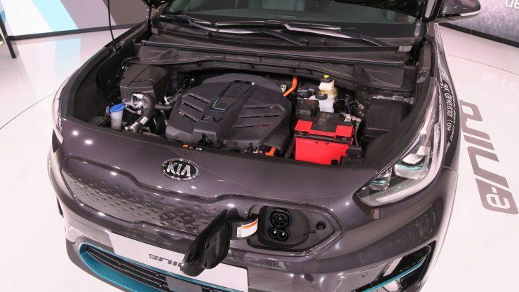 Kia E Niro 2018 Mondial Auto 9