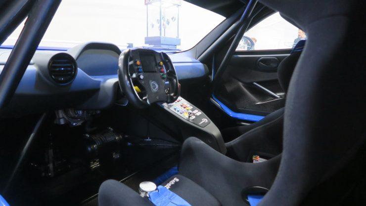 Ligier JS2 R Mondial de lAuto 2018 TA 1