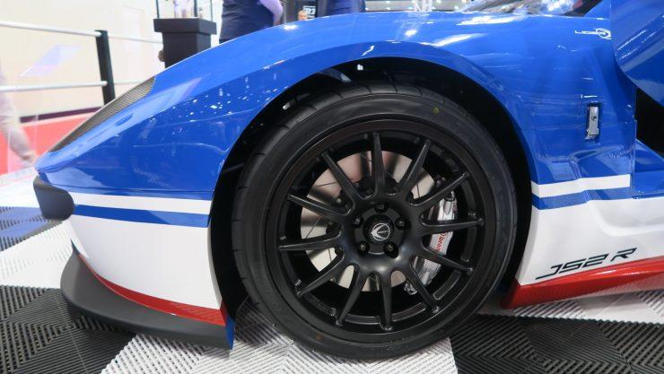 Ligier JS2 R Mondial de lAuto 2018 TA 14