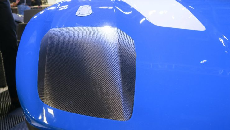 Ligier JS2 R Mondial de lAuto 2018 TA 16
