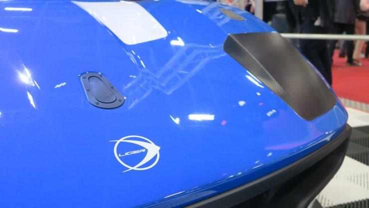Ligier JS2 R Mondial de lAuto 2018 TA 17