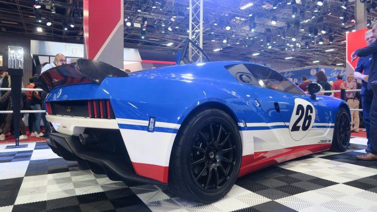 Ligier JS2 R Mondial de lAuto 2018 TA 19