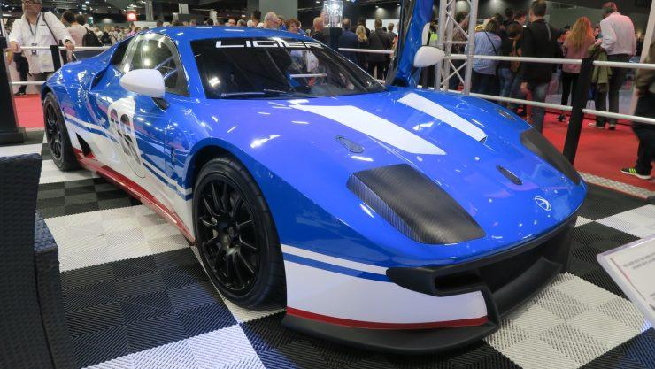 Ligier JS2 R Mondial de lAuto 2018 TA 20
