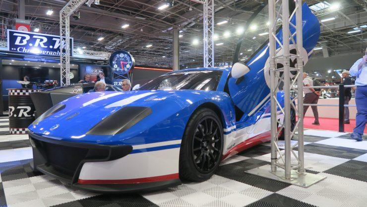Ligier JS2 R Mondial de lAuto 2018 TA 26