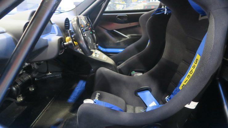 Ligier JS2 R Mondial de lAuto 2018 TA 4