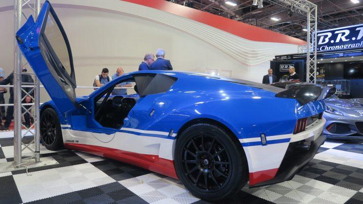 Ligier JS2 R Mondial de lAuto 2018 TA 8