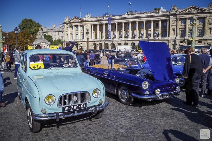 Mondial Auto 2018 Parade 120 ans 100