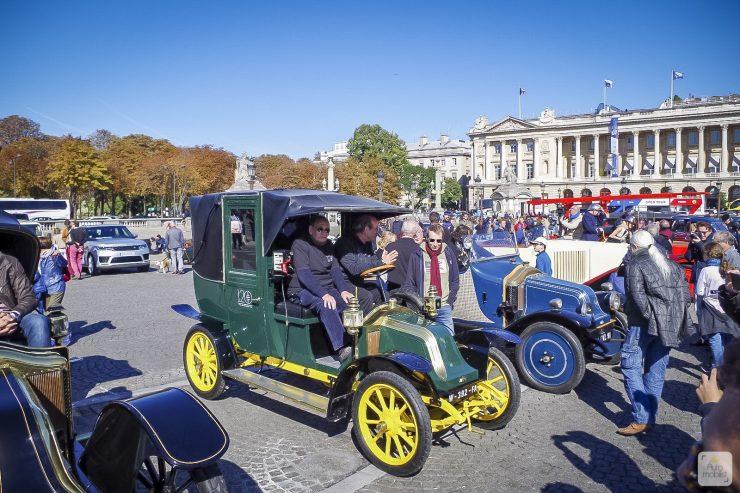 Mondial Auto 2018 Parade 120 ans 109