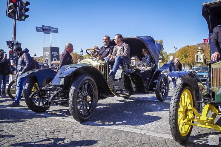 Mondial Auto 2018 Parade 120 ans 110