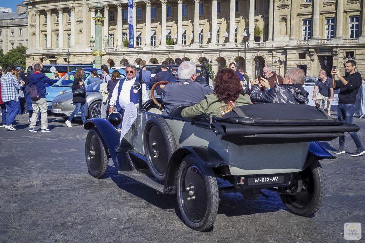 Mondial Auto 2018 Parade 120 ans 122