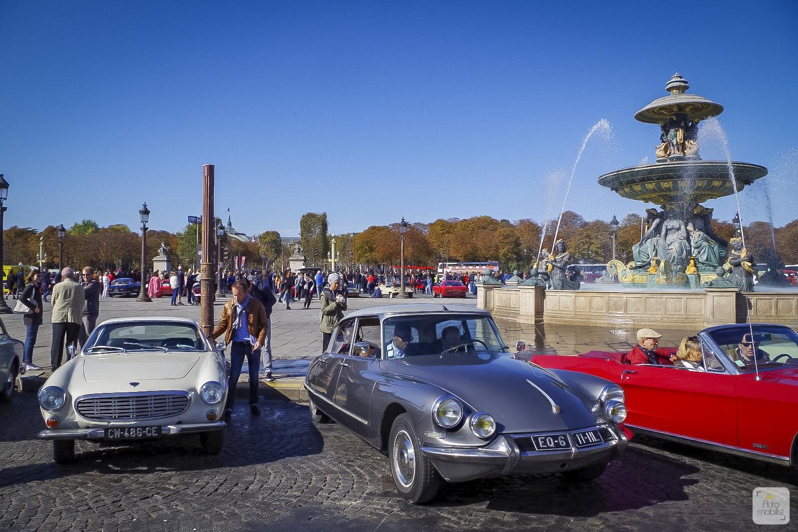 Mondial Auto 2018 Parade 120 ans 125