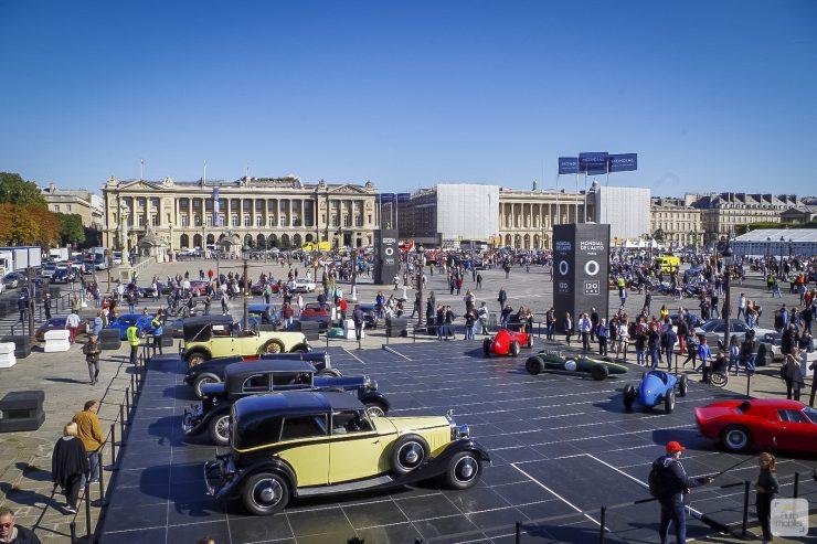 Mondial Auto 2018 Parade 120 ans 128