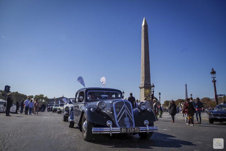 Mondial Auto 2018 Parade 120 ans 130