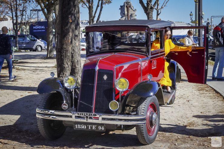 Mondial Auto 2018 Parade 120 ans 3