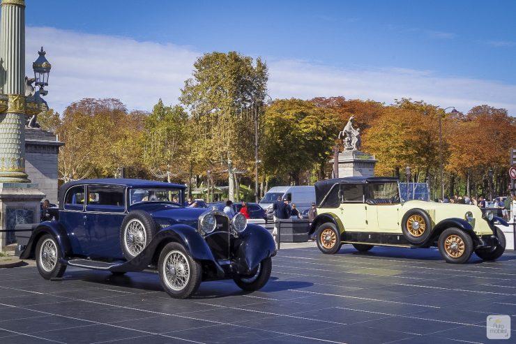 Mondial Auto 2018 Parade 120 ans 45