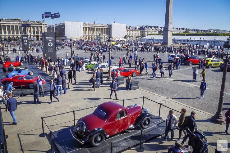 Mondial Auto 2018 Parade 120 ans 96