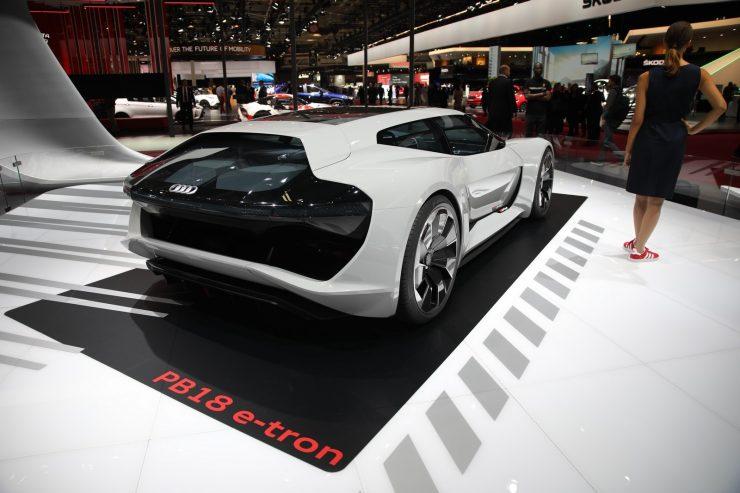 Mondial Paris 2018 Audi PB18 Concept 1