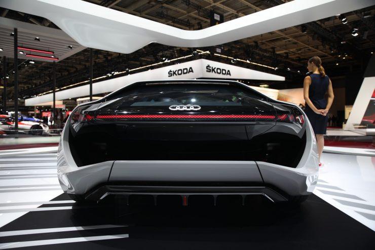 Mondial Paris 2018 Audi PB18 Concept 2