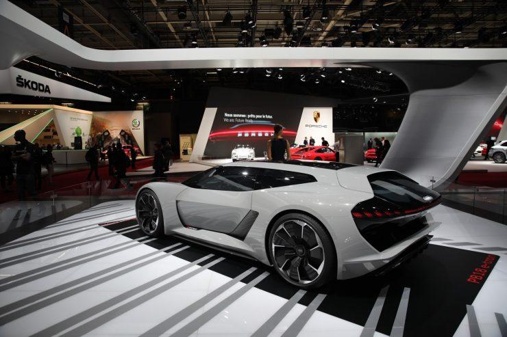 Mondial Paris 2018 Audi PB18 Concept 3