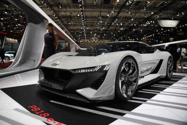 Mondial Paris 2018 Audi PB18 Concept 5