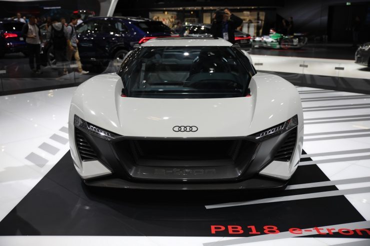 Mondial Paris 2018 Audi PB18 Concept 8