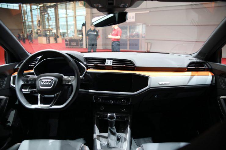 Mondial Paris 2018 Audi Q3 11