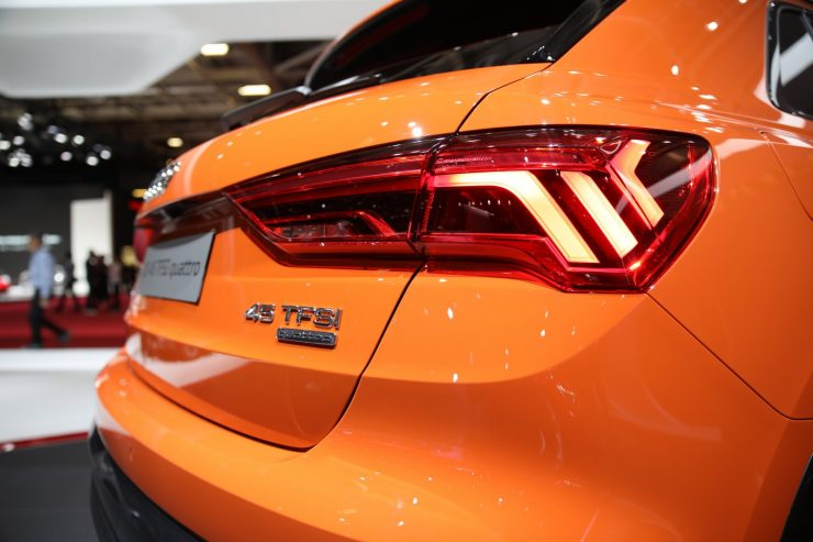 Mondial Paris 2018 Audi Q3 13