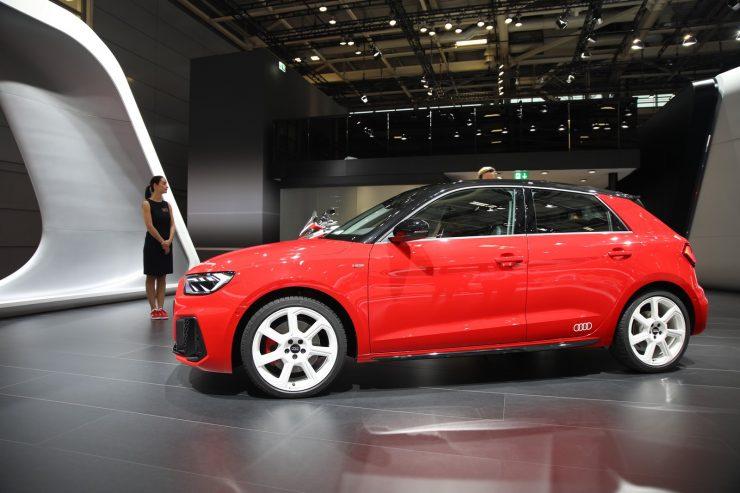 Mondial Paris 2018 Audi Q3 15