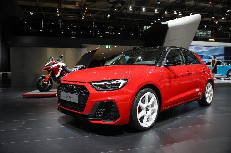 Mondial Paris 2018 Audi Q3 16