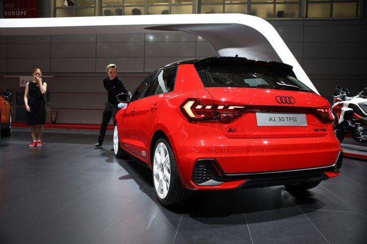 Mondial Paris 2018 Audi Q3 17