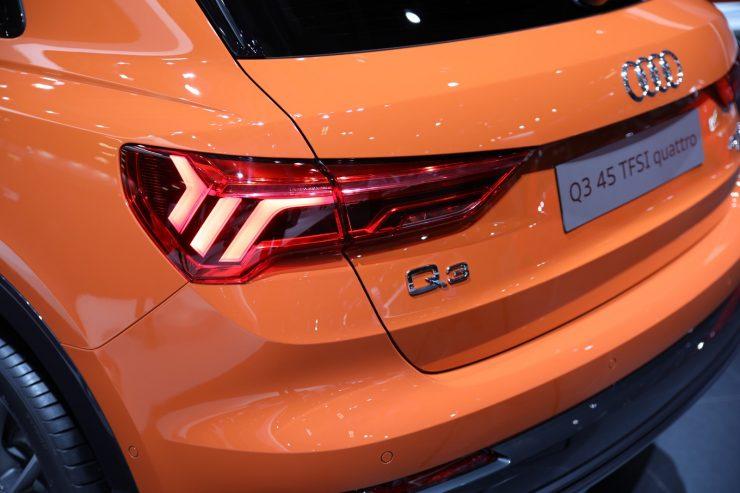 Mondial Paris 2018 Audi Q3 2