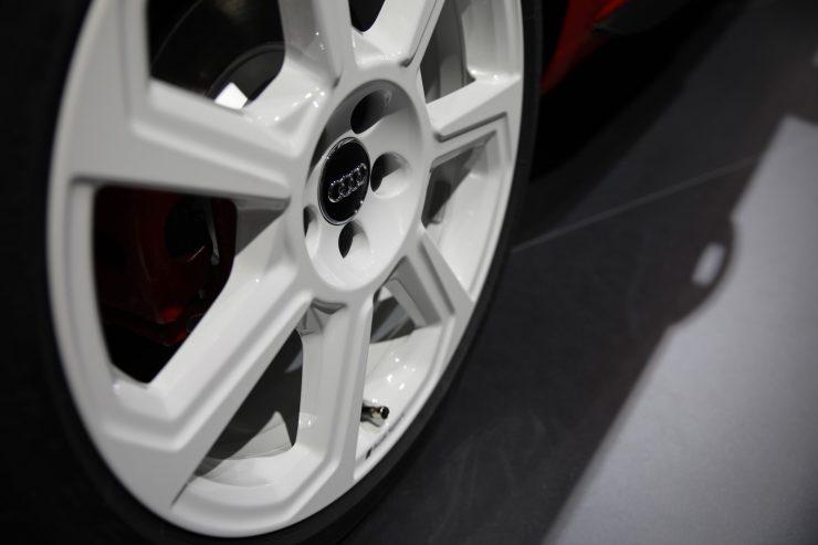 Mondial Paris 2018 Audi Q3 20