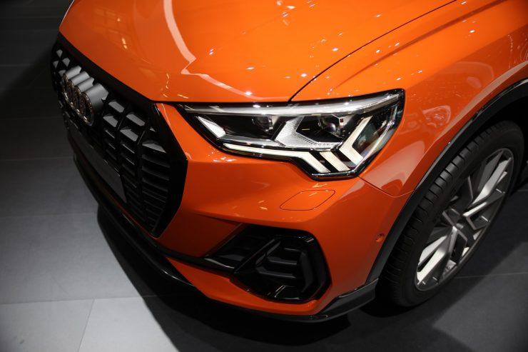 Mondial Paris 2018 Audi Q3 4