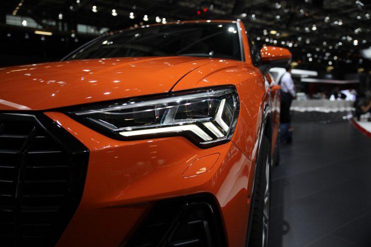 Mondial Paris 2018 Audi Q3 5