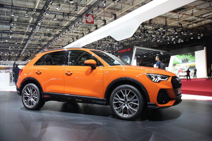 Mondial Paris 2018 Audi Q3 7