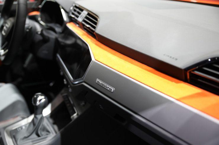 Mondial Paris 2018 Audi Q3 9