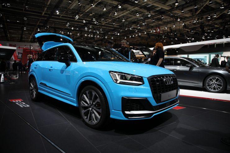 Mondial Paris 2018 Audi SQ2 1