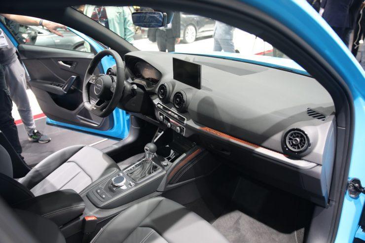Mondial Paris 2018 Audi SQ2 5
