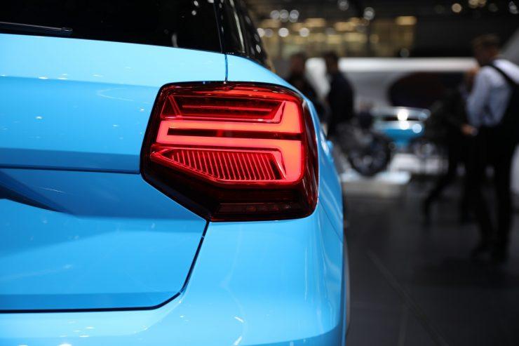 Mondial Paris 2018 Audi SQ2 7
