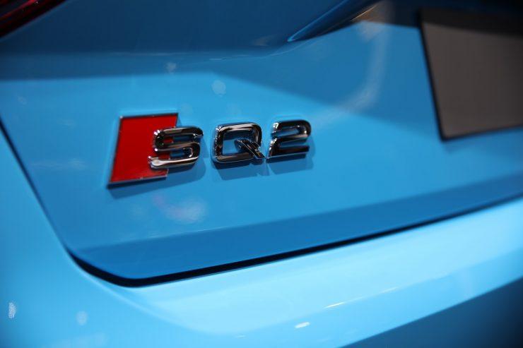 Mondial Paris 2018 Audi SQ2 8