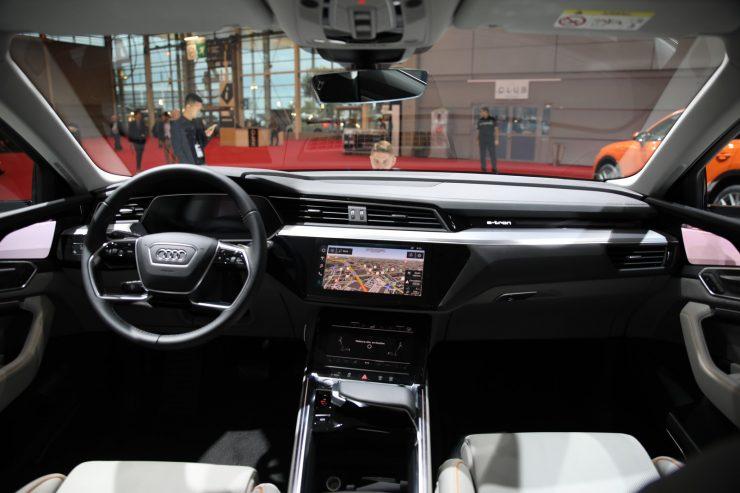 Mondial Paris 2018 Audi e Tron 20